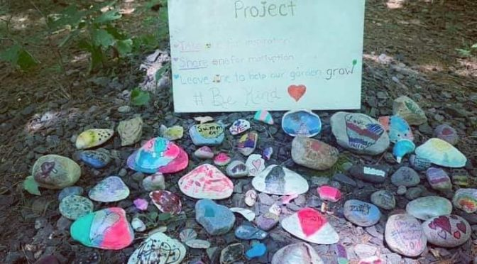 New Kindness Rocks Spot