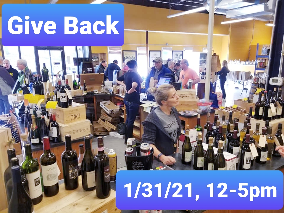 FBRTC: Give Back – Annual Pour Richard's Fundraiser With a Twist